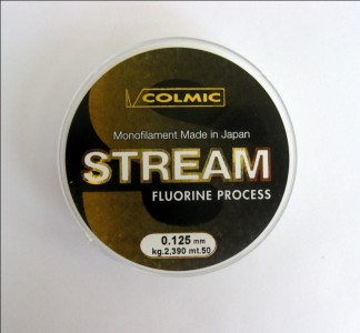 Леска COLMIC STREAM 50м - 0,250мм - 9,50кг