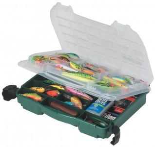 Коробка Plano рыболовная двухсекционная  3950-10