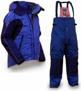 Shimano Dryshield XT Winter (RUS) Синий /L
