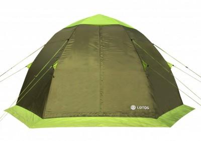 палатка ЛОТОС 5 Саммер центральная палатка