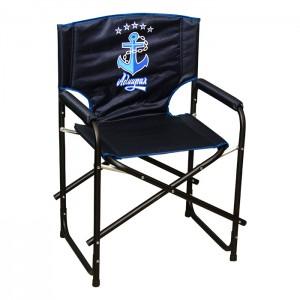 Кресло складное Адмирал, сталь