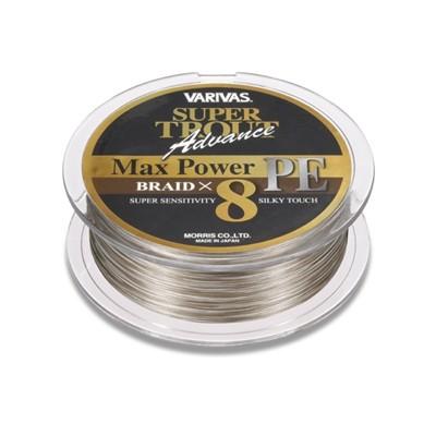 леска плетеная trout advance max