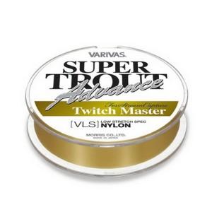 Леска VARIVAS Super Trout Advance Twich Master Nylon 4lb 100 m, diam. 0,148 mm