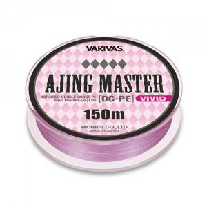 Леска плетёная VARIVAS Ajing Master DX-PE Vivid
