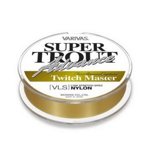 Леска VARIVAS Super Trout Advance Twich Master Nylon 100 m