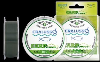 Леска CRALUSSO Carp Power Prestige (350м)