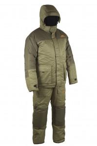 Зимний костюм HUNTSMAN Yukon Ice, тк. Cat's eye 48-50