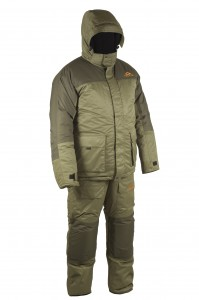 Зимний костюм HUNTSMAN Yukon Ice, тк. Cat's eye 52-54