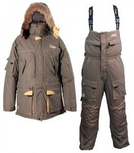 Костюм рыболовный зимний Canadian Camper SIBERIA (цвет stone, XXL)