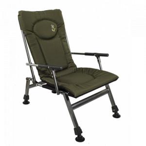 Кресло карповое складное Elektrostatyk F8R