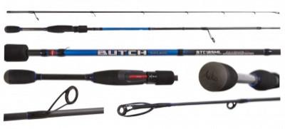 Спиннинг Aiko Butch BTC 205ML  205cm тест 4-24g
