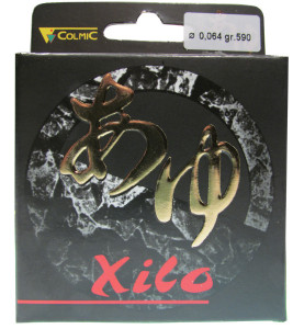 Леска COLMIC XILO 50м  - 0,059мм - 0,48кг