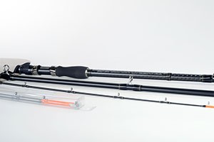 Удилище фидер BLACK HOLE HITMAN 3.90м (до 150)