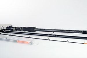 Удилище фидер BLACK HOLE HITMAN 4.20м (до 180)