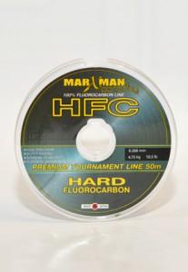 Леска флюрокарбоновая PONTOON 21 MARXMAN HFC 0,185 мм, 50м, цв. прозрачный