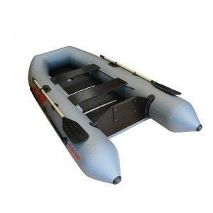 Лодка моторная ПВХ ALFA-320К