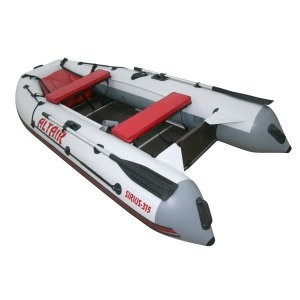 Лодка моторная ПВХ SIRIUS-315 Ultra