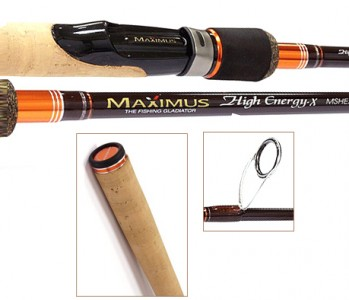 Спиннинг Maximus HIGH ENERGY-X 24ML