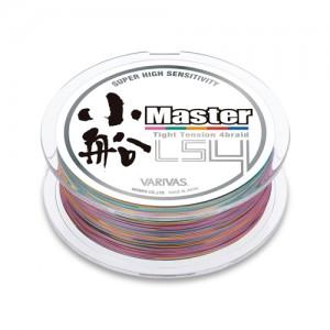 Леска плетёная VARIVAS Kobune MasterPE LS4 150m 1.0